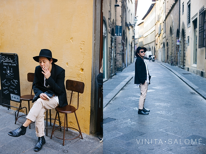 Lifestyle Portrait Photographer Florence, Italy