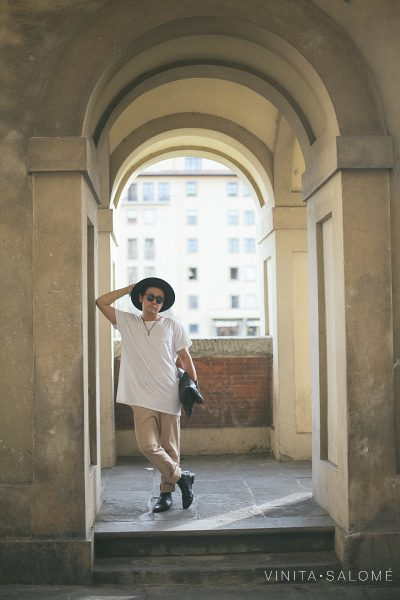 Lifestyle Portrait Photographer Florence, Italy