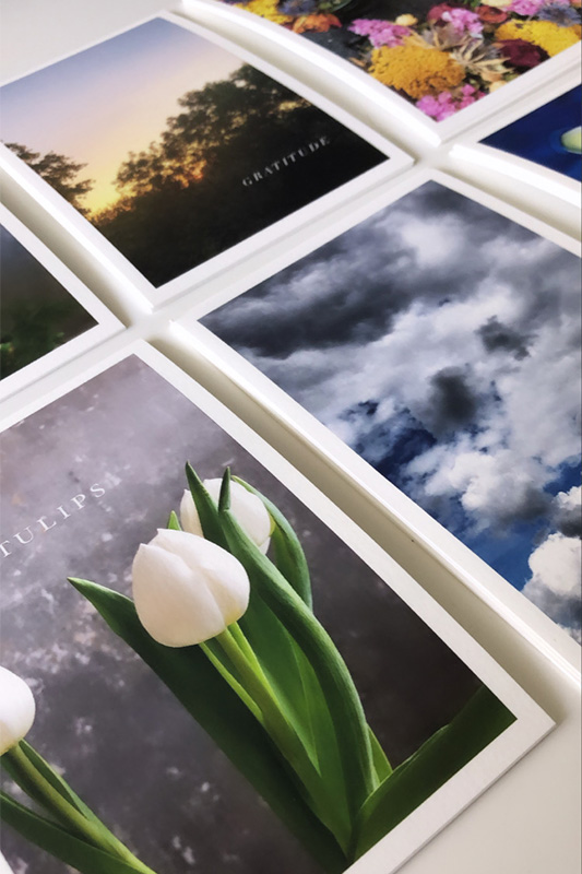 Custom postcards- POstcards that soothe your soul