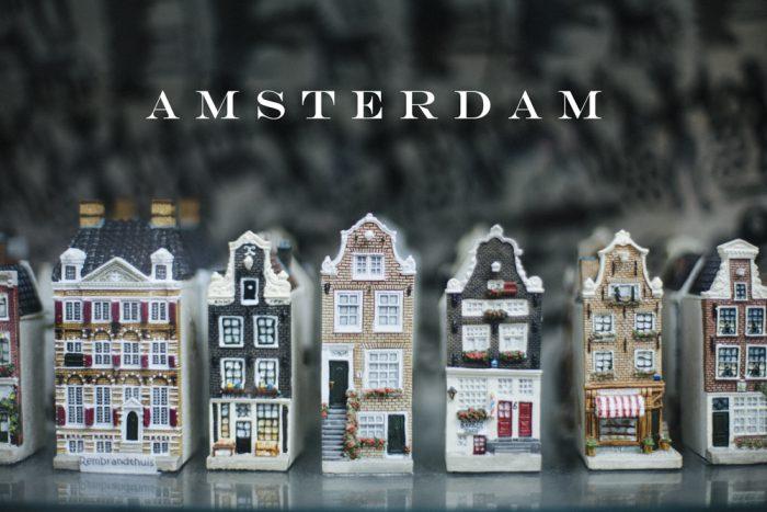 Postcards Amsterdam